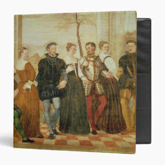 Invitation to the Dance, 1570 3 Ring Binder