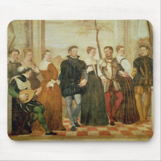 Invitation to the Dance, 1570 Mouse Pad