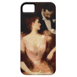 Invitation to the Waltz, 1895 (oil on canvas) iPhone SE/5/5s Case