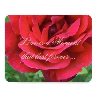 Invitation-Valentine, Wedding & More! Card