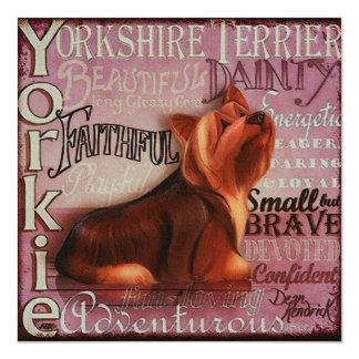 "Invitation ""Yorkshire """