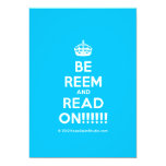 [Crown] be reem and read on!!!!!!  Invitations