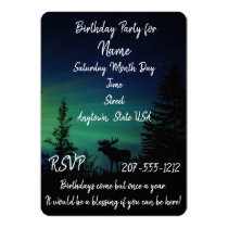 Invitations Customizable