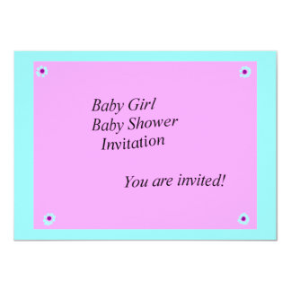 Invitations For Baby Girl Baby Shower (10)