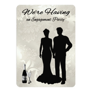 Invitations For Engagement Party