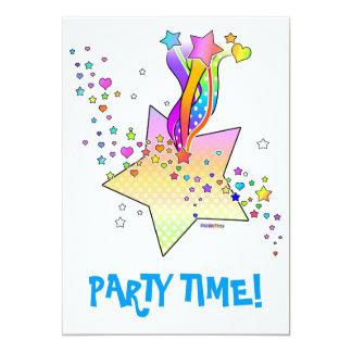 Invitations - Maxxed Pop Art