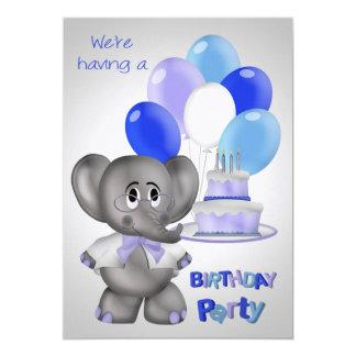Invitations To Birthday Party