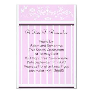 Invite A Date to Remember