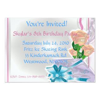 ¡invite.birthday.ai, le invitan! , Sábado J… Invitación 12,7 X 17,8 Cm