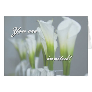 Invited Greeting Cards