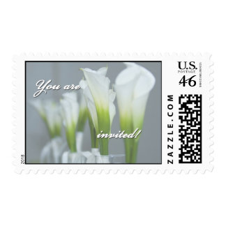Invited Postage Stamp