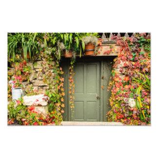Inviting Doorway Photo Art