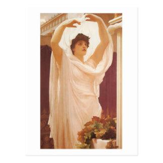 Invocación - señor Frederick Leighton Postales