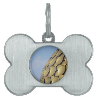 Invocation Pet Name Tag