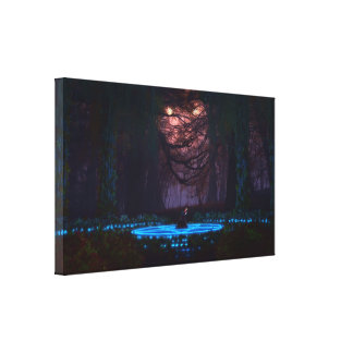Invocation Wrapped Canvas