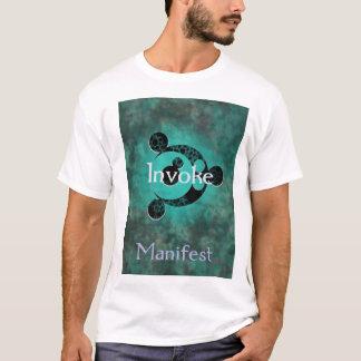 Invoke Manifest Card T-Shirt