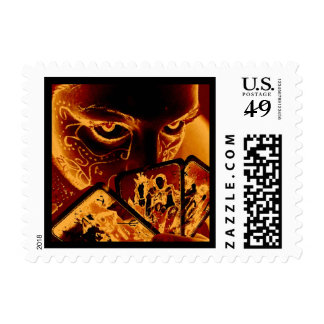 Invoking Hecate - stamp, 41-cents, small Stamp