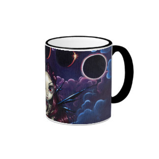 """Invoking the Eclipse"" Mug"