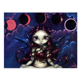 """""""Invoking the Eclipse"""" Postcard"""