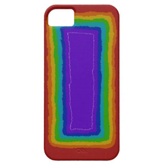 Inwards Rainbow iPhone SE/5/5s Case