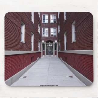 Inwood Building Entrance Mouse Pad