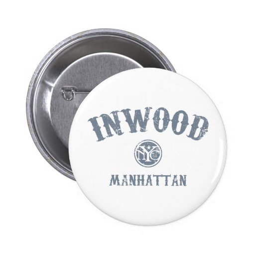 Inwood Pinback Buttons