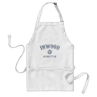 Inwood Delantal