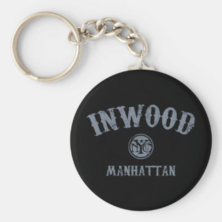 Inwood Key Chain