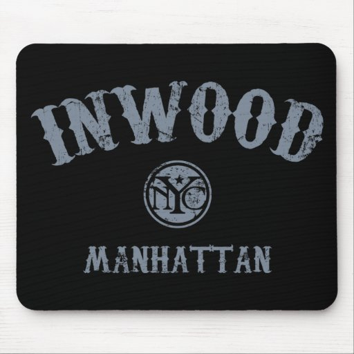 Inwood Mouse Pad