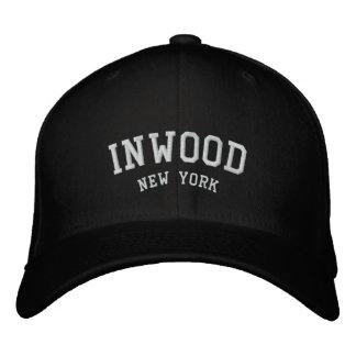 INWOOD, New york Embroidered Baseball Caps