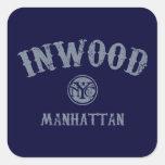 Inwood Square Sticker
