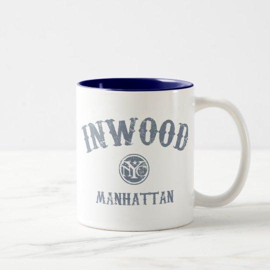 Inwood Two-Tone Coffee Mug