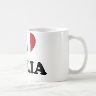 Io Amo Italia Coffee Mug