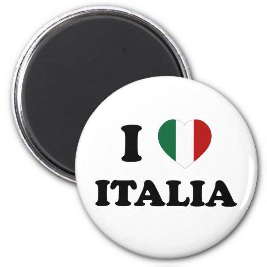 Io Amo Italia Magnet