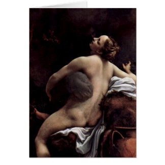 Io By Antonio Allegri Da Correggio Card