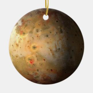 Io Ceramic Ornament