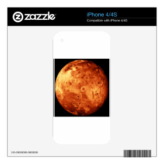 Io Decal For The iPhone 4S