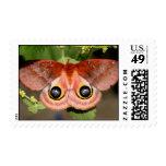 IO Moth Postage Stamp