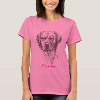 Io sono Kenn, questo è il mio ritratto T-Shirt