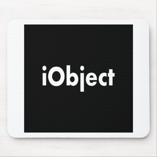 iObject Mouse Pad