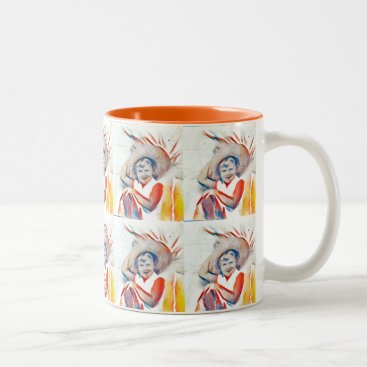 "Coffee Themed 'Iodine"" 1957 Collection Coffee Mug"