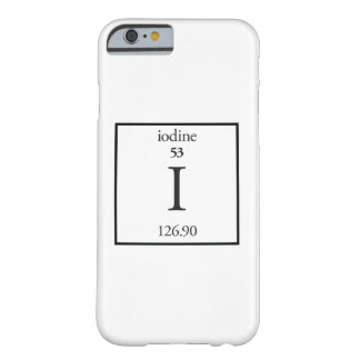 Iodine Barely There iPhone 6 Case