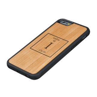 Iodine Carved® Cherry iPhone 6 Bumper Case