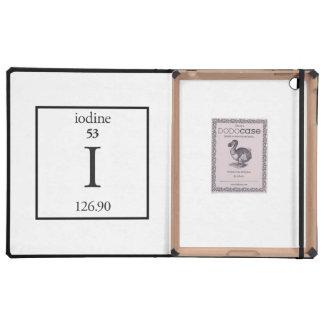 Iodine iPad Covers