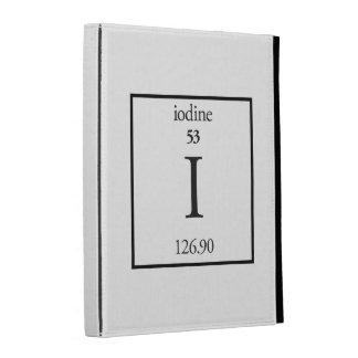 Iodine iPad Folio Covers