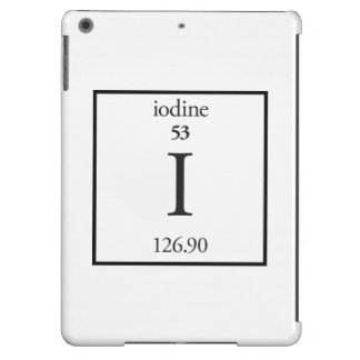 Iodine Cover For iPad Air