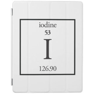 Iodine iPad Cover