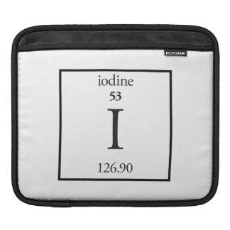 Iodine iPad Sleeves