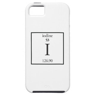 Iodine iPhone 5 Case