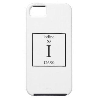 Iodine iPhone 5 Covers